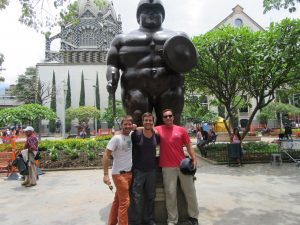 Botero everywhere